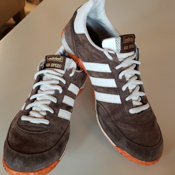 Size 9.5 Adidas ADI Speed Shoes